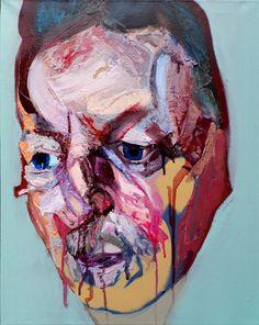 "Saatchi Art Artist Bryan Kinnear; Painting, ""Painting White Tara with a Nosebleed"" #art"