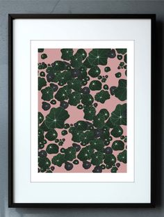 Farmors Krasse Poster | 30x40 cm via Johan Adamsson. Click on the image to see more!