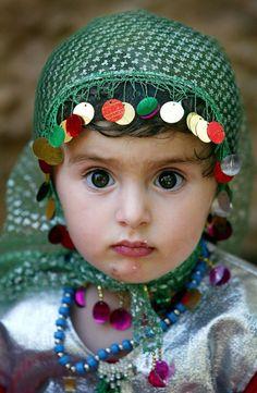 A Kurdish girl, Leiwan