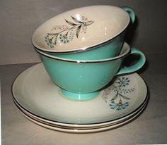 Taylor Smith Taylor- Vintage Teacups