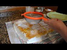 Milhojas de merengue - YouTube