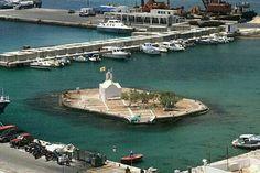 At the port of Naxos⛵⛵