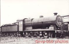 Railway Photo LMS 7F 12932 L&YR Hughes 1546 0-8-0 Loco Lancashire & Yorkshire | eBay