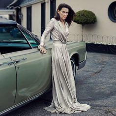 A vision in silver: Winona Ryder looks stunning in a Blumarine gown as she speaks about her 2001 shoplifting arrest in the new issue of Porter magazine Winona Forever, Audrey Tautou, Star Wars, Liv Tyler, Lily Collins, Silhouette, Celebs, Celebrities, Looking Stunning