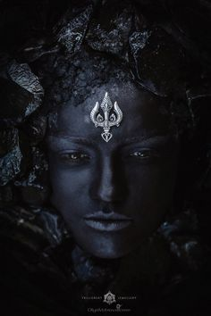 Trident Pendant 'Trishul', Shiva With Trident, Shiva Pendant, Hindu Pendant, Protection Shiva Parvati Images, Mahakal Shiva, Shiva Art, Durga Kali, Rudra Shiva, Kali Mata, Baphomet, Lord Shiva Painting, Durga Painting