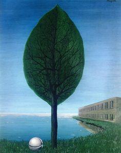 Le Miroir Vivant René Magritte - 1935