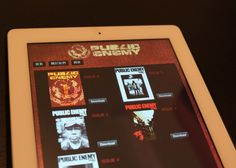Public Enemy Magazine Now On iPad