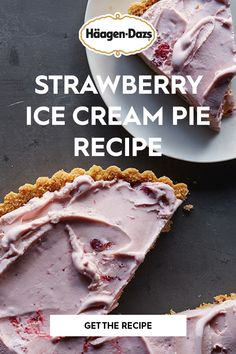 Delicious Häagen-Dazs ice cream fills a delectable corn crust in our ice cream pie recipe that's perfect for any summer occasion. When it comes to making desserts to be shared, your best deserves our best.