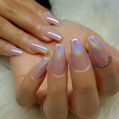 Custom nails design #allpowder design by @tonysnail @tonysnail @tonysnail