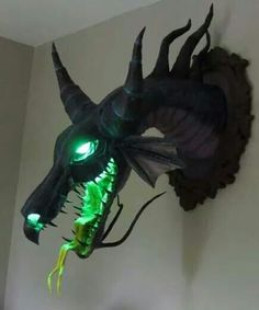 Malificent sconce