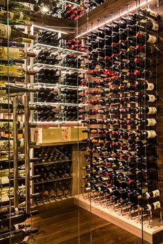 Relish the art that we create with every wine cellar and wine rack/system design from Papro Wine Cellars & Consulting. Browse our gallery online.