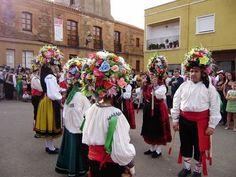 Danza de Paloteo de Tábara (Zamora)