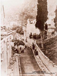 Ο Πόντον μουν εχάθεν: Όταν φύγαν οι Αρμένηδες... Paros, Embedded Image Permalink, Vintage Photos, Istanbul, Sidewalk, Street View, Snow, Architecture, Outdoor