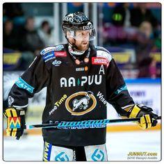 Tackla sublimated hockey jerseys. 71 Ivan Huml, Oulun Kärpät