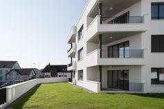 Ziegler+Partner Architekten AG - Wohnbebauung Rössli Eschenbach
