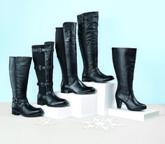 I Love Comfort®/MD Tall Leather Boots