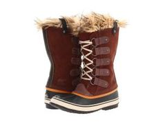 6 of the Cutest Women's Boots You'll See this Winter: 'Joan of Arctic' - Sorel's Beloved Winter Boots