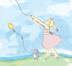 """Lets go Fly a Kite"""