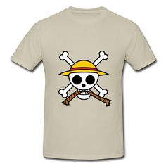 One Piece Luffy Has Big Fist Black Adult Standard Weight T