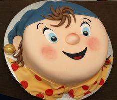 Noddy cake by matejad, via Flickr