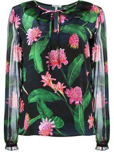 Compre Isolda Blusa de seda em Isolda from the world's best independent boutiques at farfetch.com. Compre em 400 boutiques em um único endereço.