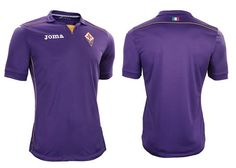 Fiorentina Joma Europa League Home Shirts 2013/14