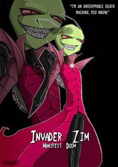 invader zim   Anime Invader Zim - Invader Zim Fan Art (19773549) - Fanpop fanclubs