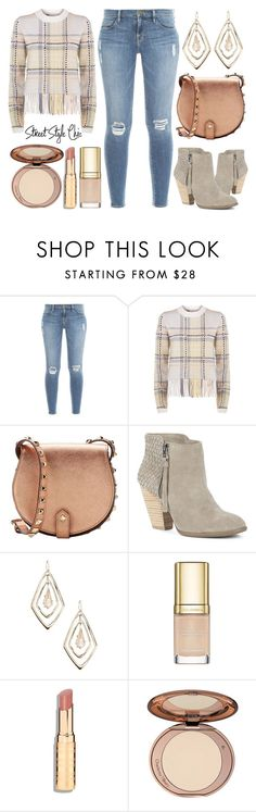 """""""Street Style Chic - Winter Style"""" by latoyacl ❤ liked on Polyvore featuring Frame Denim, Chloé, Rebecca Minkoff, Sole Society, Alexis Bittar and Dolce&Gabbana"""