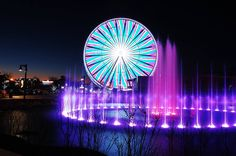 The Island in Pigeon Forge. Tennessee Vacation Ideas