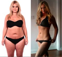 100 POUND transformation (Slow Carb Diet)