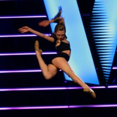 Autumn Miller setting the stage on fire at Velocity Dance Convention with her solo BLOW!!