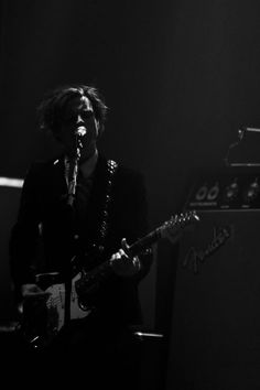 Ryan Adams-great song writer and musician. Big fan