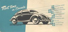 VW - 1952 - First time in Canada - [1404]-1