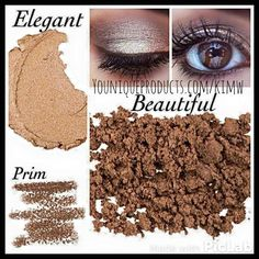 Makeup for brown eyes, all Younique. Youniqueproducts.com/kimw