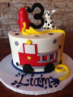 ::Honeymoon Bakery:: Rome, GA:: #firetruck