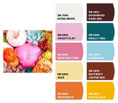 Chip It! by Sherwin-Williams – color combos