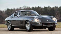 1967 Ferrari 275 GTB/4 Berlinetta S/N 10717, Same Owner Since 1970
