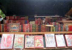 old books in Paris