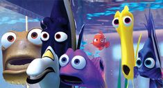 Finding Nemo first swam into theatres in 2003, and we've been obsessed with the film ever since.