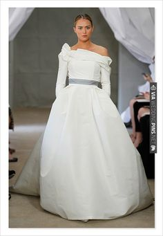 Carolina Herrera Spring 2013 | CHECK OUT MORE IDEAS AT WEDDINGPINS.NET | #weddingfashion