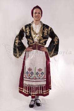 Greek Costumes, Greek Apparel, Folk Dance, Greek Clothing, Rabbit Hole, Traditional Outfits, Sari, Culture, Classic