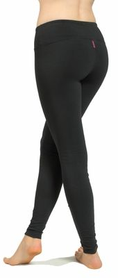 Hardtail Forever yoga pants with a flat waist and extra long legs that give gams another few inches (to the eye, that is).