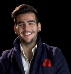 Another pic of our most beautiful man. 19 years old, Ignazio Boschetto ⭐IL VOLO⭐