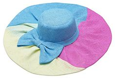 Jemis Women's Packable Large-brim Straw Hat (blue) Jemis http://www.amazon.com/dp/B00WWHTVSG/ref=cm_sw_r_pi_dp_8GfWvb0ETP28H