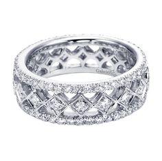 Gorgeous anniversary ring!