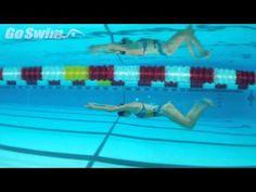 Swimisodes - Improve Freestyle Technique - How to Pull Underwater - YouTube