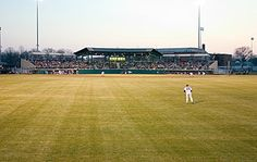 Charles H. Braun Stadium at the University of Evansville