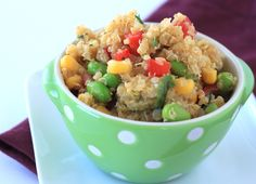 edamame and corn quinoa salad