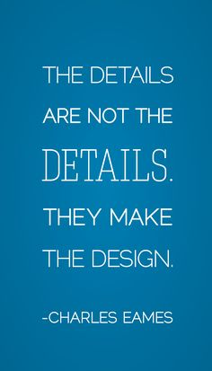 Find more quotes like this one & share your thoughts at: http://itsquotetime.wordpress.com #design #quotes