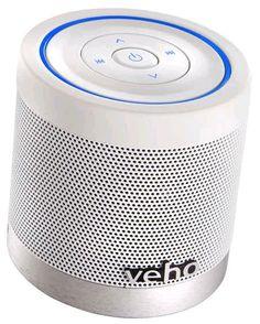 O que vale uma pequena coluna portátil? - High-Tech Girl Veho 360 M4 Bluetooth Wireless Speaker